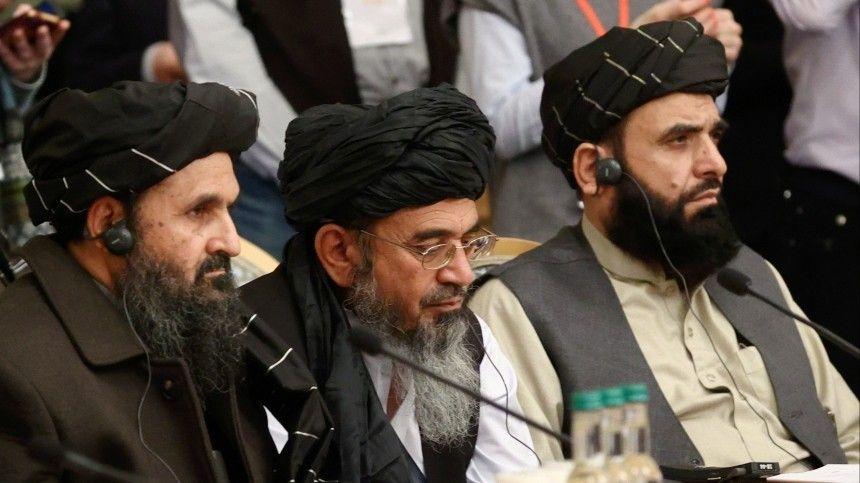 Москва начала предпринимать попытки наладить контакт своенно-политическим движением занесколько лет довывода американских войск изАфганистана.