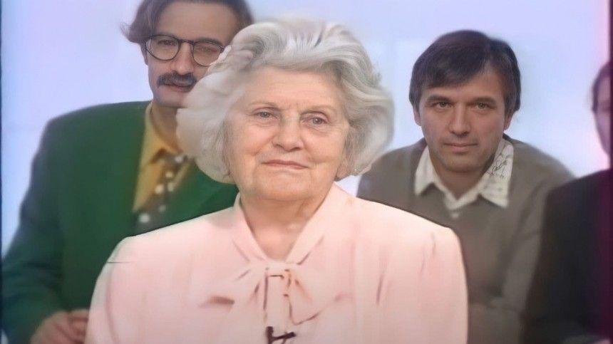 Утешительный образ старости: ушла из жизни мать Катрин Денев