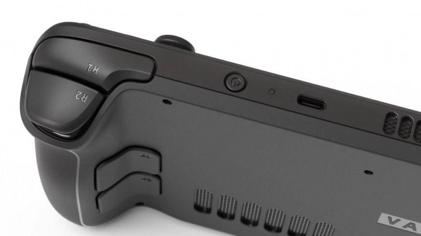 Устройство под названием Steam Deck позиционируется как конкурент приставки Nintendo Switch свозможностями мини-компьютера.