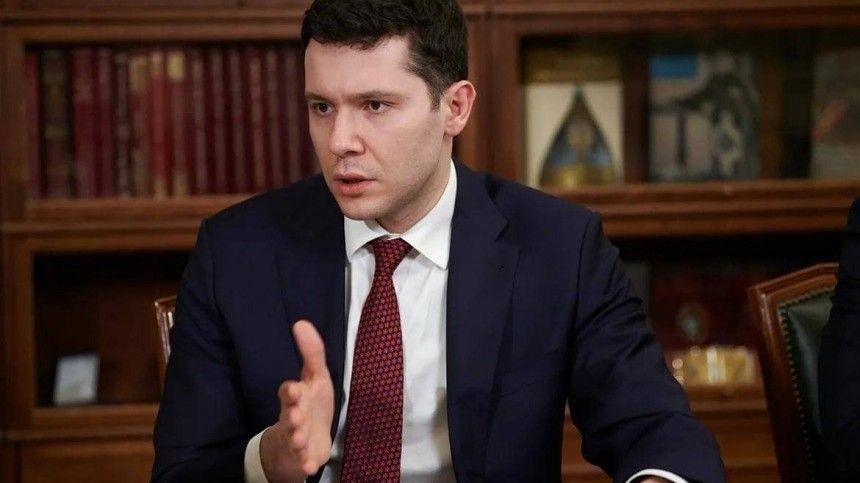 Глава Калининградской области назвал металлические ограждения вдоль дорог «непрепятствием, авызовом». Опубликованное имфото наглядно демонстрируетэто.