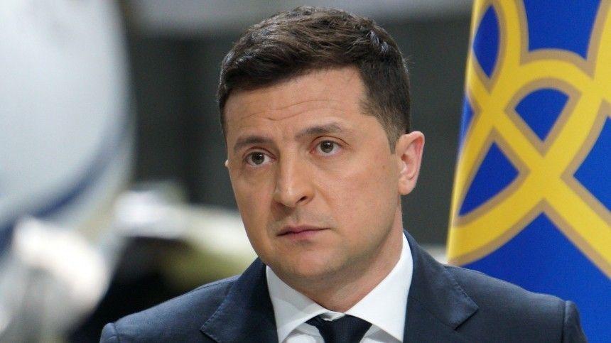 Помнению украинского генерала, слова Владимира Зеленского демонстрируют лишь его слабые стороны.