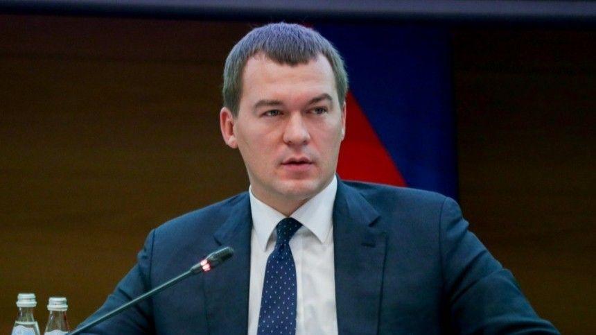 Общественники отметили высокие управленческие качества Михаила Дегтярева.