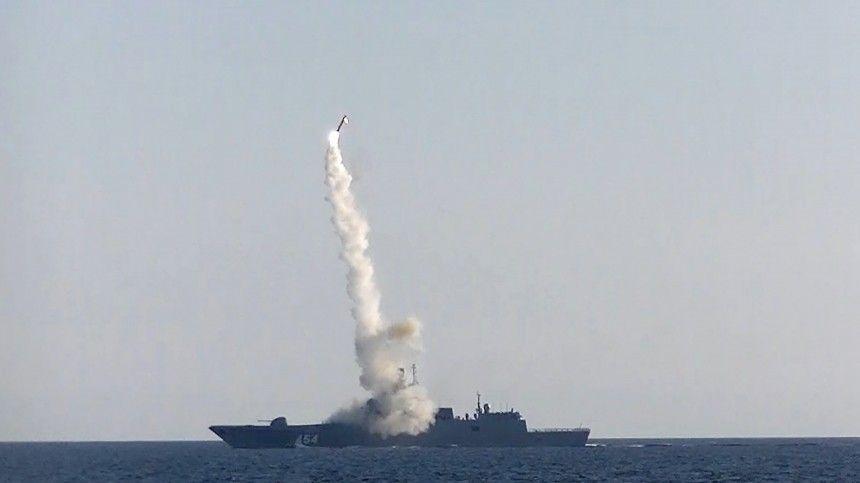 Российская ракета «Циркон» уже проходит стадию испытаний.