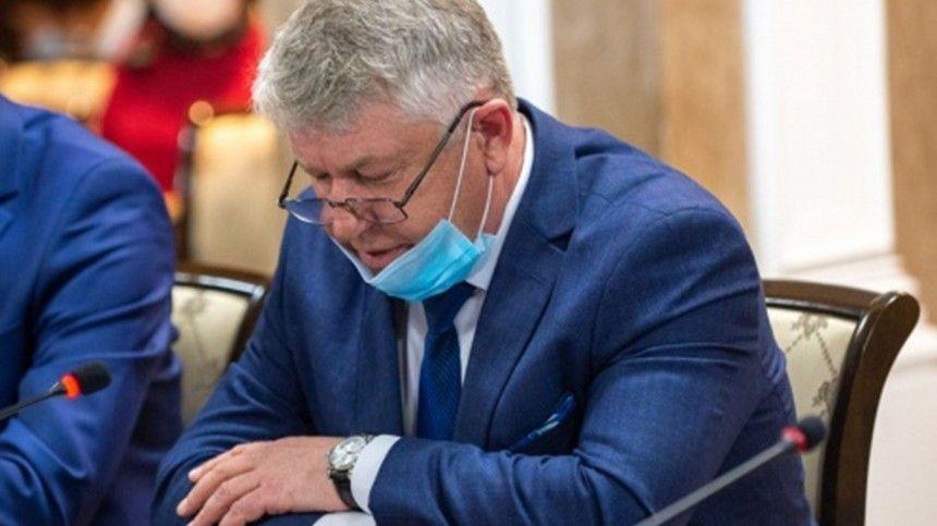 Сергея Глушкова сняли сдолжности. Ему вменяют серьезное преступление спревышением должностных полномочий.