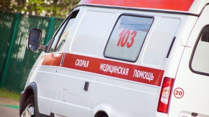 Трое взрослых итрое детей пострадали врезультатеДТП.
