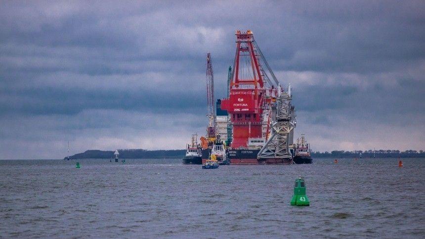 Уже совсем скоро крупнейший газопровод введут вэксплуатацию. Незалежная боится последствий.