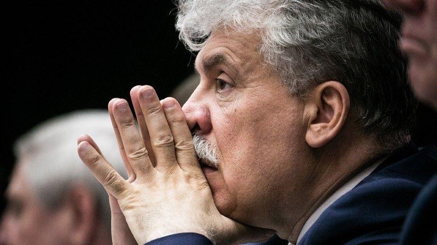 Вошедшему вфедеральную тройку кандидатов вдепутаты Госдумы отКПРФ предпринимателю принадлежат акции иностранной компании, утверждают правозащитники.