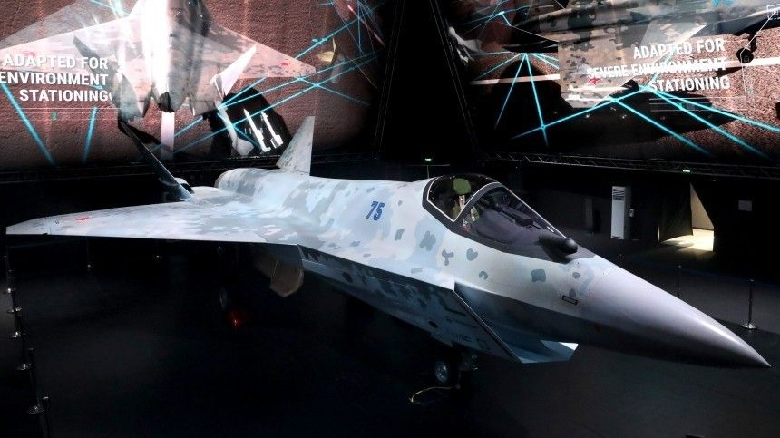 Предполагается, что вРФсамолет может получить наименование Су-75.