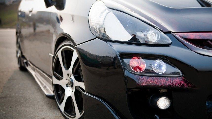 ГИБДД запустила рейды повыявлению нелегально тюнингованных автомобилей.