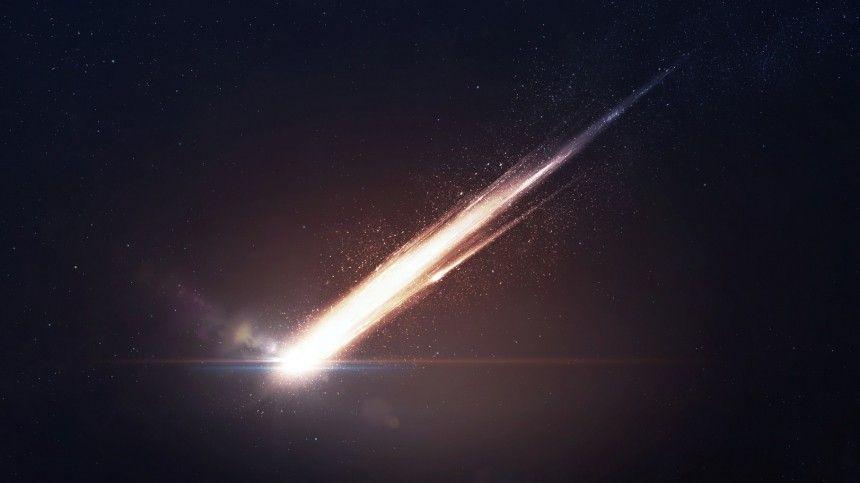 Яркую вспышку вночном небе видели сотни жителей страны. Однако куда приземлилось небесное тело, пока выяснить неудалось.