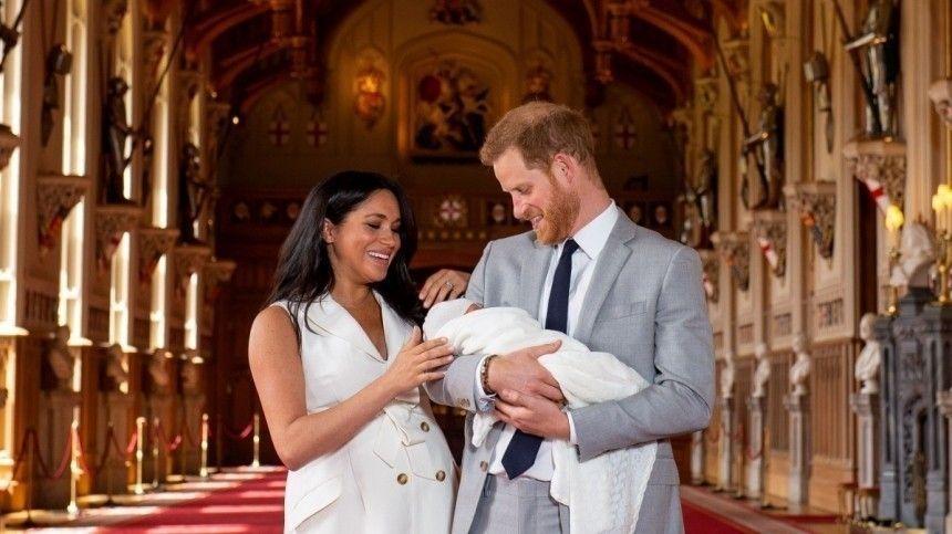 Имя Лилибет Маунтбеттен-Виндзор появилось насайте королевской семьи почти через два месяца после рождения.