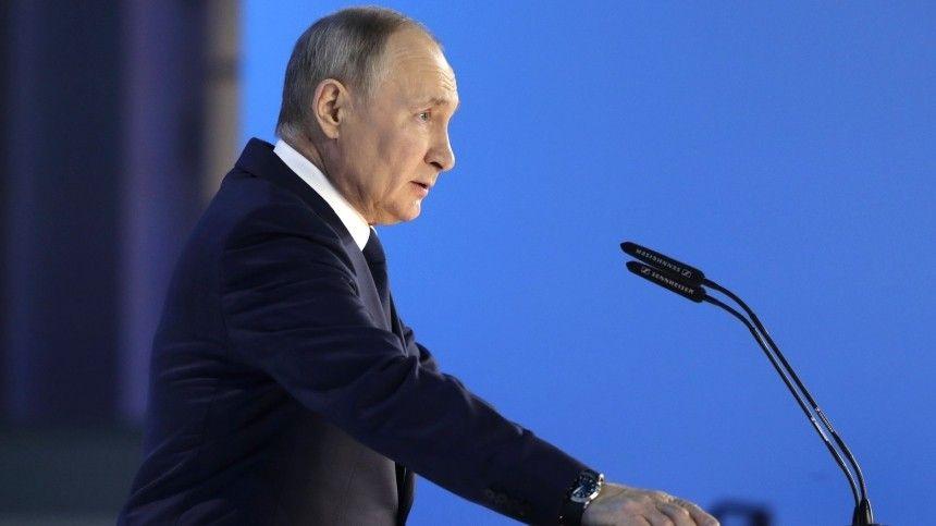 Пословам президента РФ, нанепростую экономическую ситуацию влияют как внутренние, так ивнешние факторы.