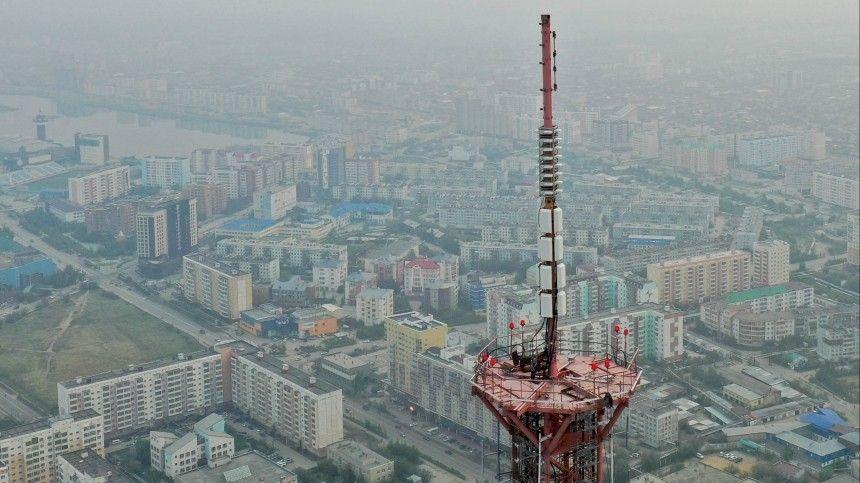 Загрязнение воздуха вгороде превысило параметры, рекомендуемые ВОЗ, почти встораз.