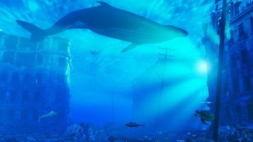 Климатологи прогнозируют подъем мирового океана натри-пять метров.