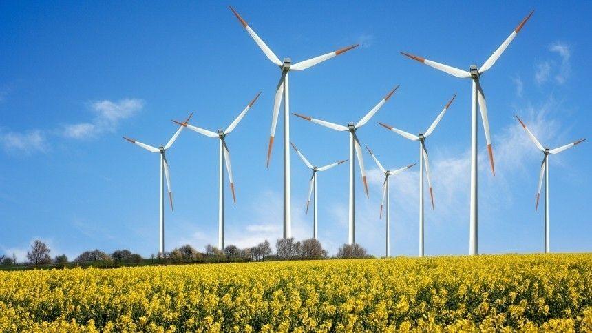 Символ нелепых фантазий: Украина хочет добывать газ с помощью ветряных мельниц