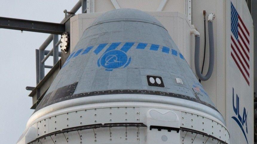 Ближайшая возможность запуска корабля компании Boeing появится 3августа.