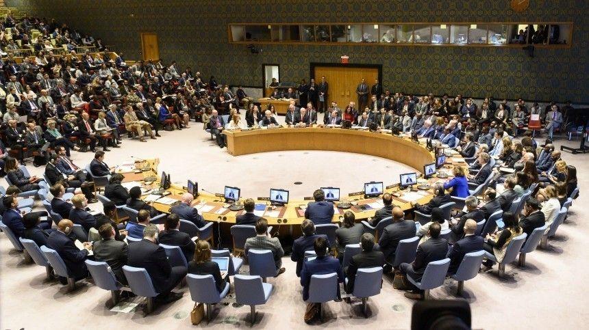 МИД: Россия с партнерами работает над созывом экстренного заседания СБ ООН по Афганистану