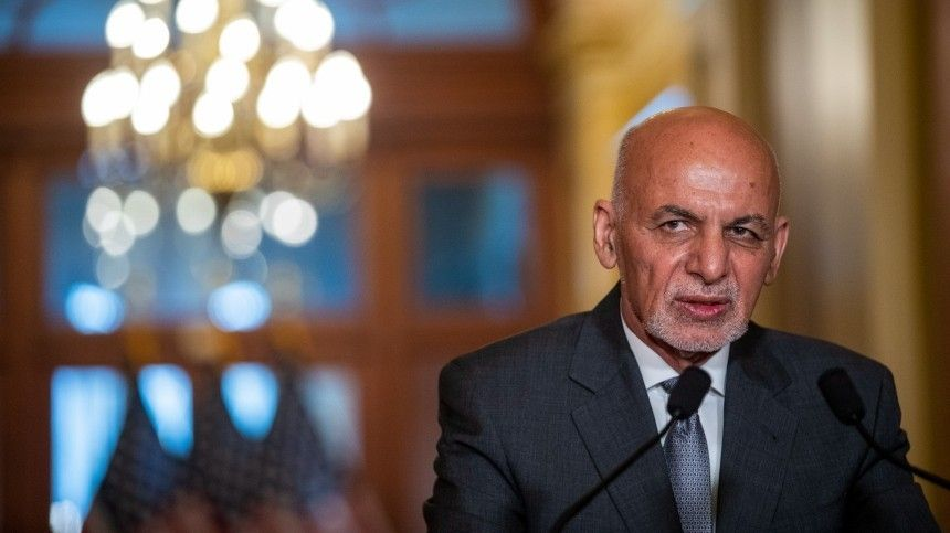 Президент Афганистана объяснил решение уйти в отставку