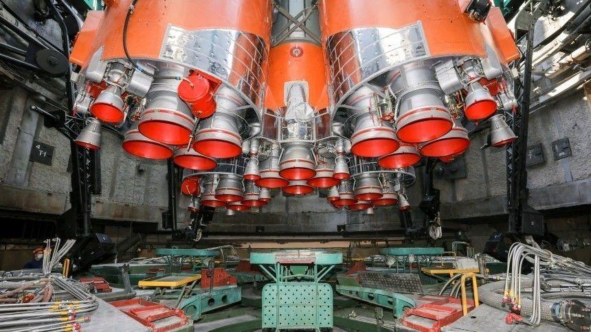Наданный момент разгонный блок выведен наоколоземную орбиту, головная часть ракеты успешно отделилась оттретьей ступени носителя.