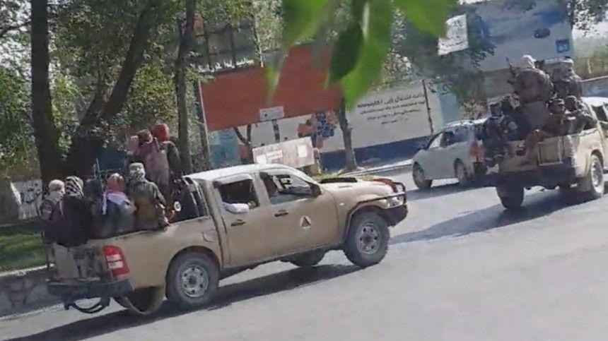 Военные США произвели серию взрывов в Кабуле после терактов