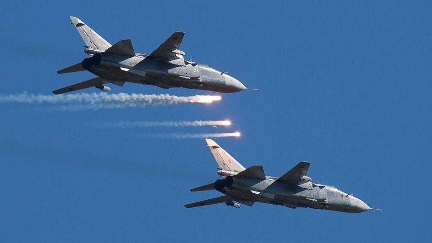 Небесный Фехтовальщик: самые яркие инциденты с Су-24 за последние годы