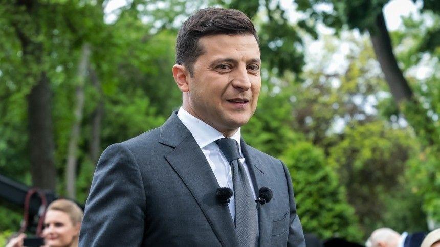 Зеленский устроил пробежку перед важной встречей с Байденом