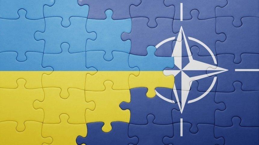 В Кремле считают опасным для России стремление Украины в НАТО