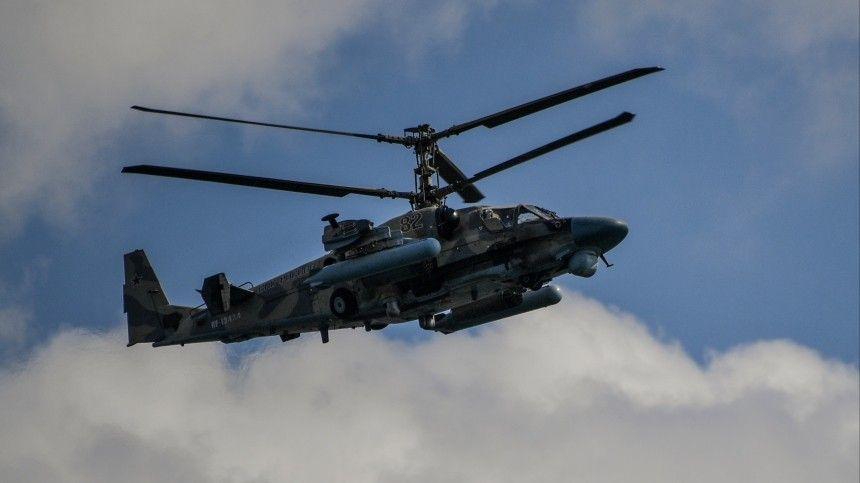 Американское издание составило рейтинг изпяти винтокрылых машин, вкоторый вошли отечественные Ка-52, Ми-28 иМи-24.