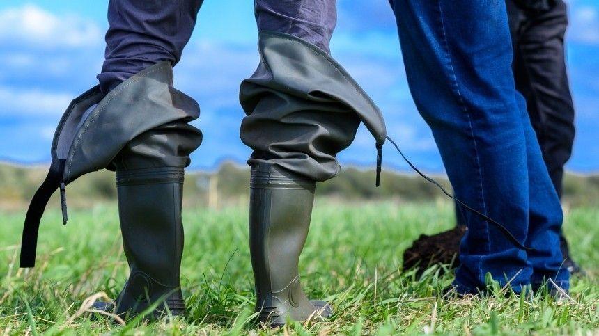 Что такое вейдерсы изабродник? Как правильно выбирать, носить иухаживать заэкипировкой? Истоитли идти нарыбалку врезиновых сапогах?