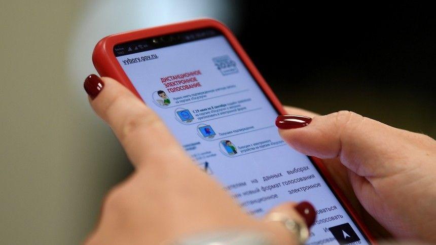 Политолог: рейтинг доверия москвичей к онлайн-голосованию вырос перед выборами в Госдуму