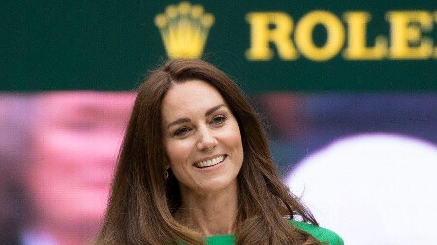 Последний раз герцогиню Кембриджскую видели 11июля.