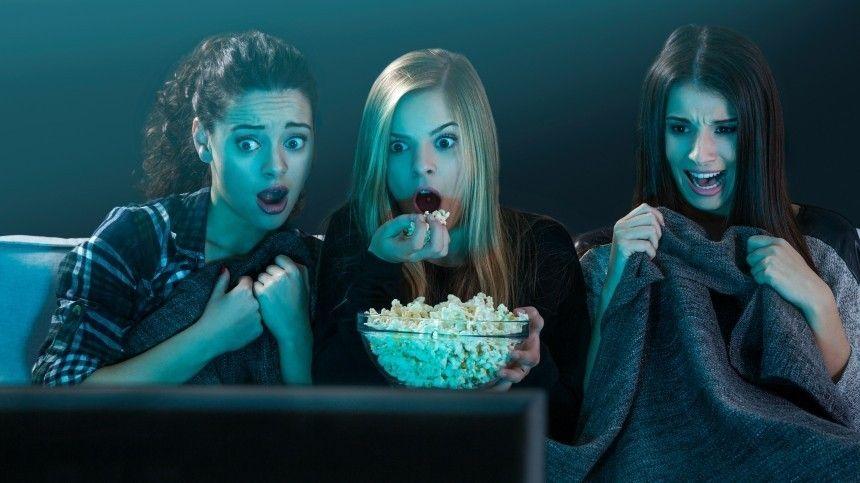 Люди снормальной психикой предпочитают смотреть фильмы ужасов реже, чем те, кто испытывает проблемы сментальным здоровьем.