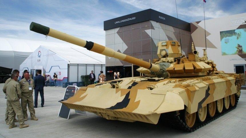Белоруссия закупит у России вооружение более чем на миллиард долларов
