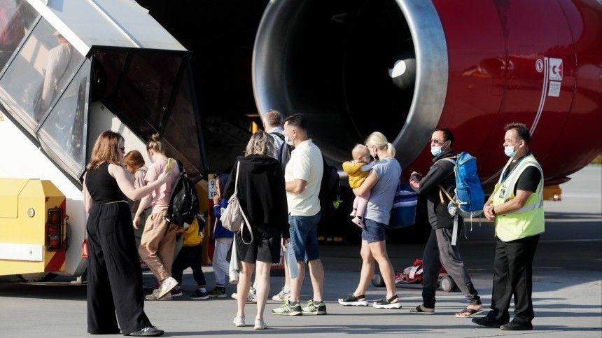 Россия возобновляет авиасообщение с еще четырьмя странами