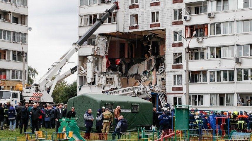 Гендиректор обслуживавшей дом в Ногинске компании задержан по делу о взрыве газа