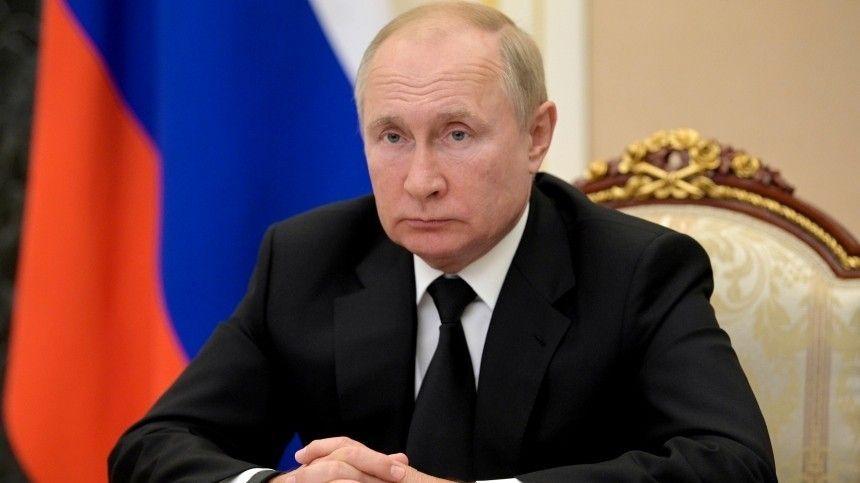 Президент РФнасаммите ОДКБ прокомментировал свое решение соблюдать режим самоизоляции.