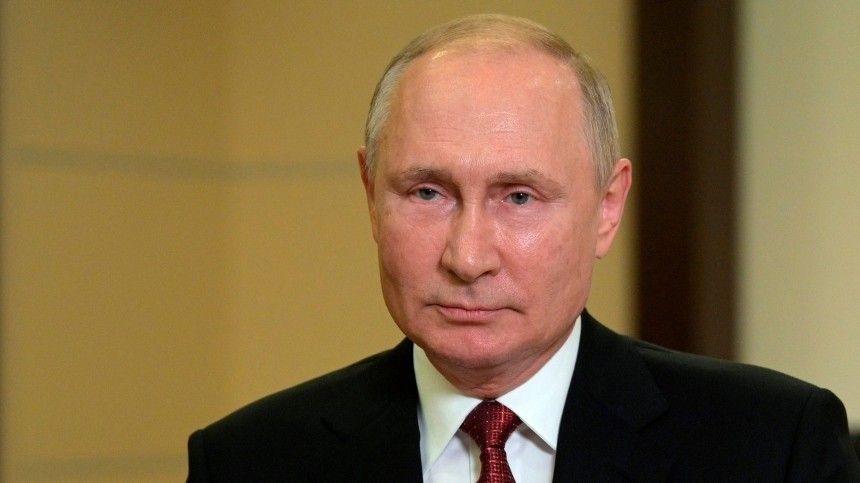 Песков рассказал, как будет голосовать Путин на выборах в Госдуму