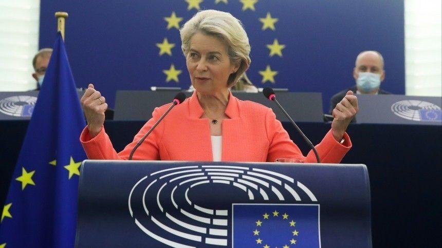 Глава ведомства Урсула фон дер Ляйен подчеркнула, что собственный оборонный союз особенно актуален после бегства США изАфганистана.