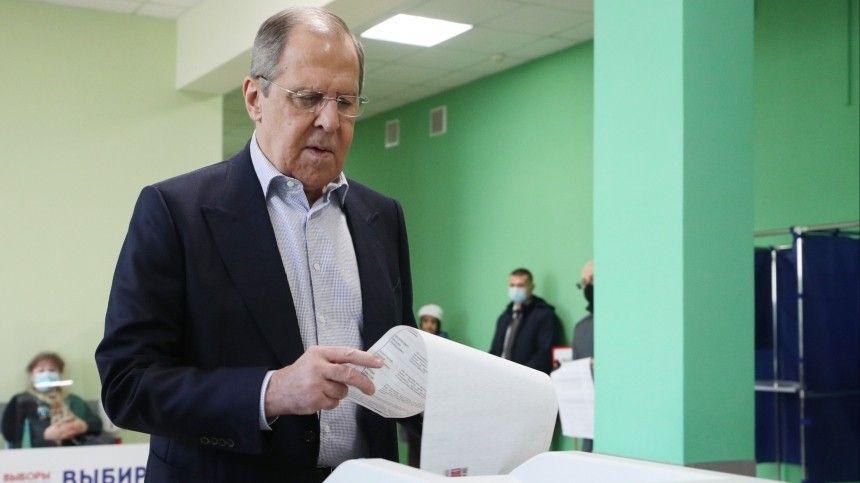 Выборы внижнюю палату парламента стартовали накануне ипродут до19сентября включительно.