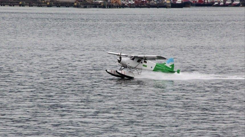 Наборту воздушного судна находилось два человека.