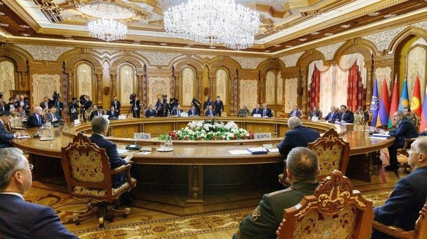 Глобальное взаимопонимание: очем говорил Путин насессии Совбеза ОДКБ