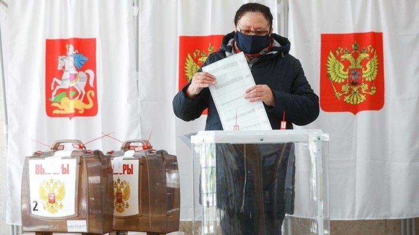 Трехдневное голосование завершилось врегионе вслед заКамчаткой иЧукоткой.