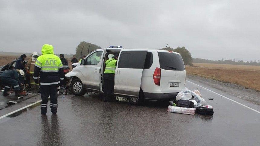 Ранее сообщалось осеми пострадавших вдорожной аварии, теперь— одевяти.