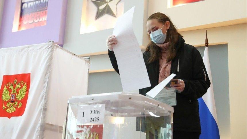 ВЦИК завершается подсчет голосов. Международные наблюдатели организацию выборов оценивают наотлично.