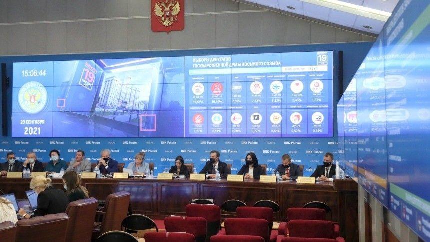 Параллельно спарламентскими выборами вРоссии с17 по19сентября проходило иголосование заруководителей нескольких субъектов страны.