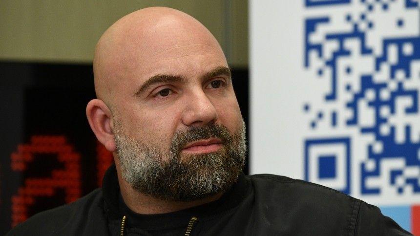 Журналист иобщественный деятель избирался отпартии «Единая Россия» водномандатном округе встолице.