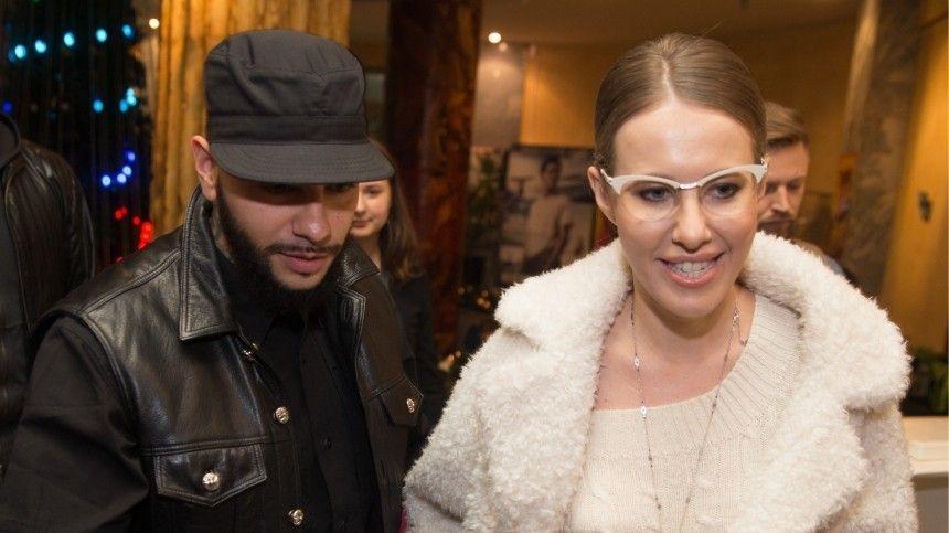 Собчак ответила Славе, назвавшей ее и Тимами главными антисекс-персонами РФ