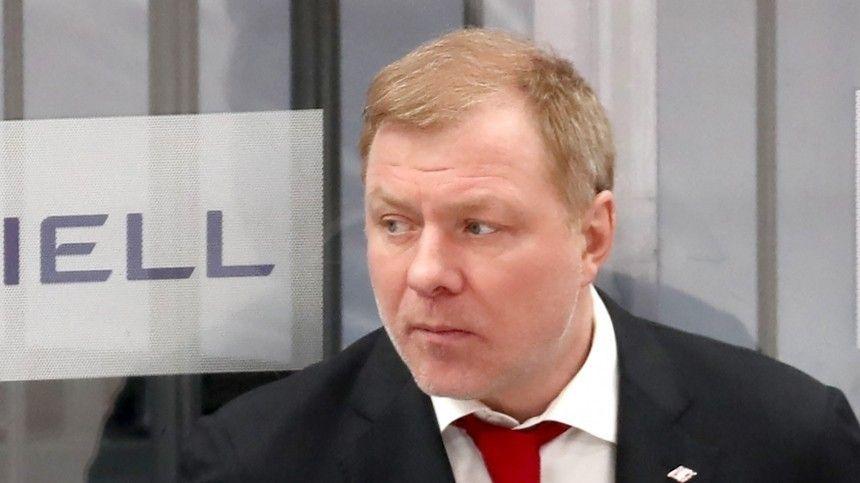 Глава ФХР Владислав Третьяк назвал нового наставника национальной команды сильным стратегом.