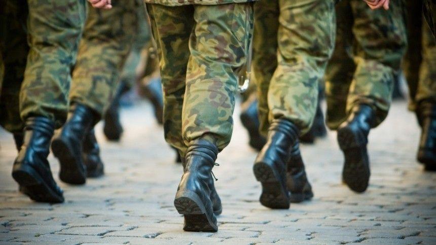 20-летний военнослужащий ушел внеизвестном направлении накануне вечером.