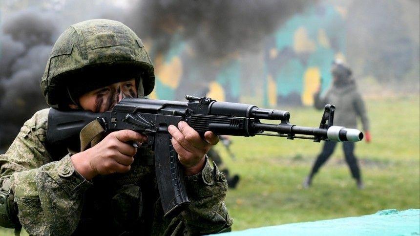 Песков указал на необходимость учений ОДКБ на фоне ситуации в Афганистане